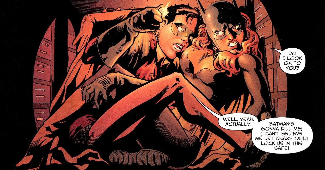 Kết quả hình ảnh cho batgirl and robin